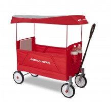 EZ Fold Wagon® With Canopy