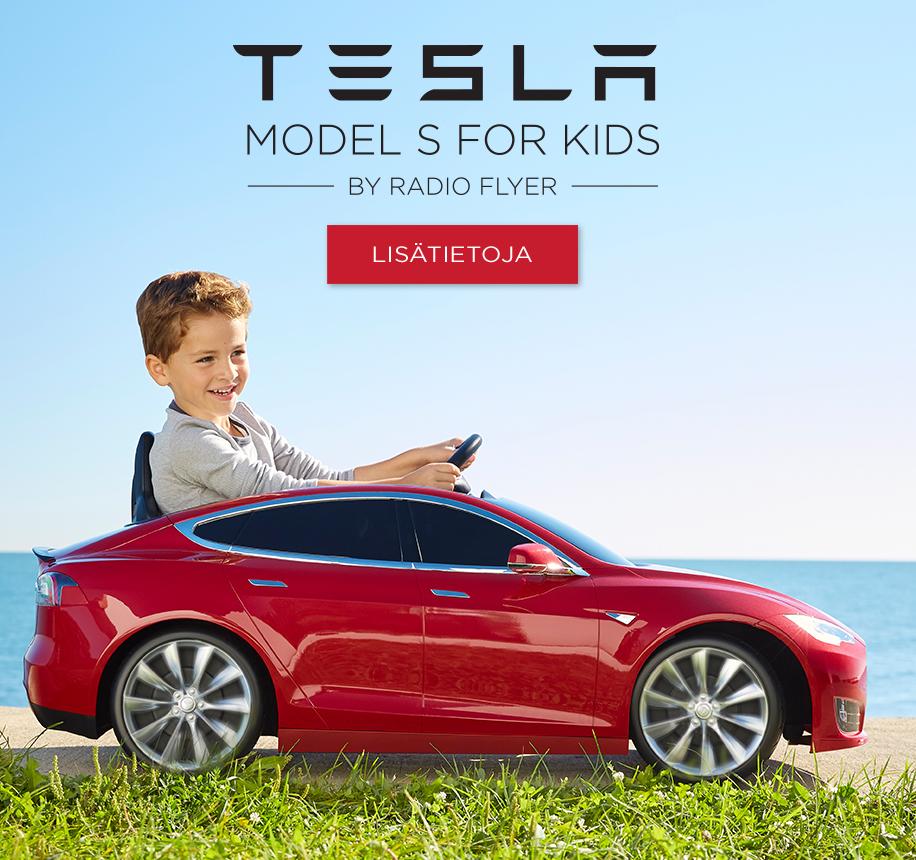 Tesla Model S for Kids